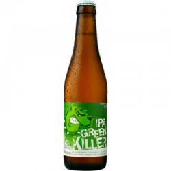 BIRRA GREEN KILLER IPA CL 33