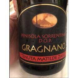 GRAGNANO IGP CL 75 MATILDE ZASSO